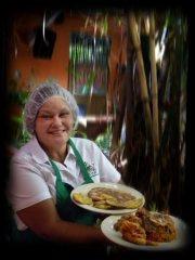 Tita Arroyo: una heroína del sazón y la cuchara