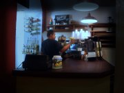 Entre lo más celebrado del día se destaca, el café del Cafetal