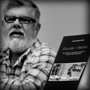 Gary Gutiérrez autor de Exclusión y Violencia