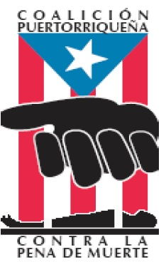 logo coalicin puertorriquea contra la pena de muerte